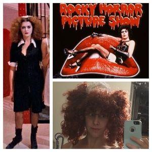 Rocky horror wig